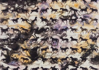 One Hundred Horses